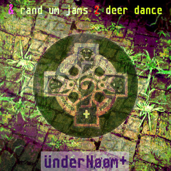 & rand um jams 2 deer dance cover art