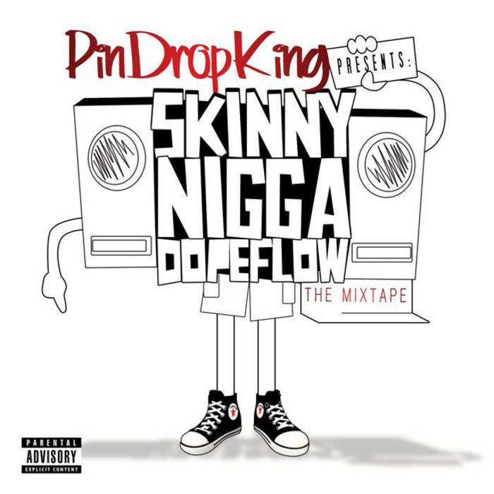Skinny Nigga Dope Flow cover art