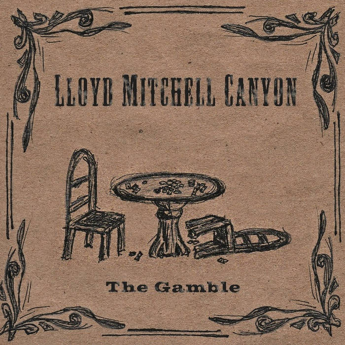 The Gamble cover art