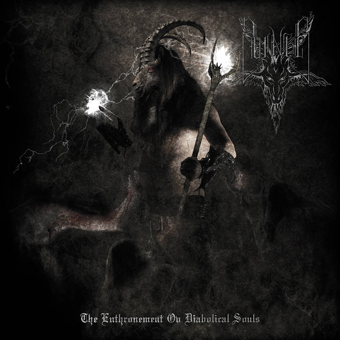 The Enthronement ov Diabolical Souls cover art