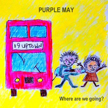 Where are we going? cover art