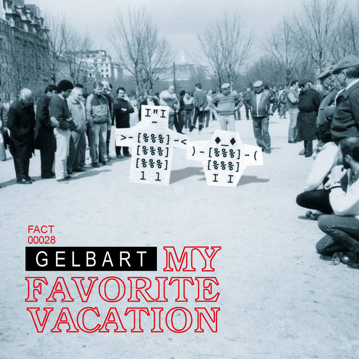 My favorite vacation cover art