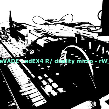 eVADE/ duality micro - split single cover art