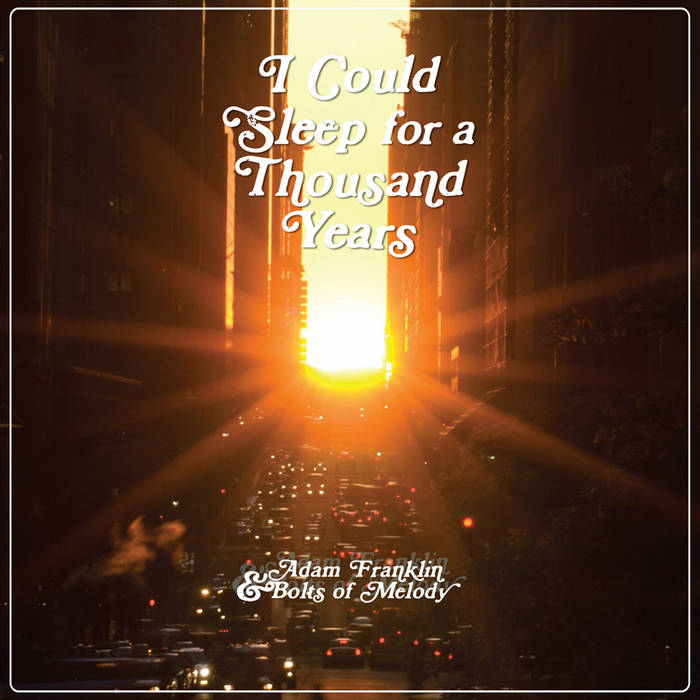 I Could Sleep For A Thousand Years cover art
