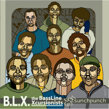 SUNCH PUNCH cover art