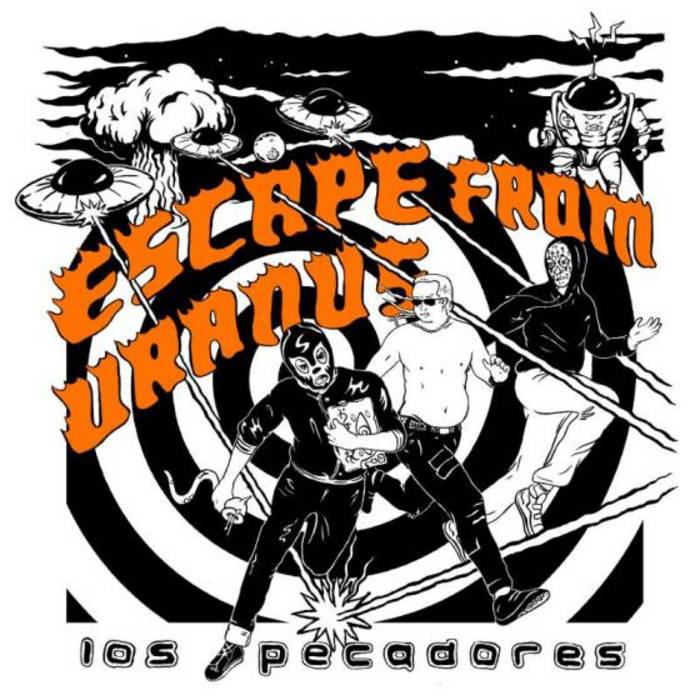 Escape From Uranus cover art