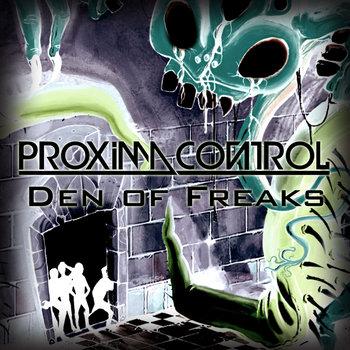 Den of Freaks cover art