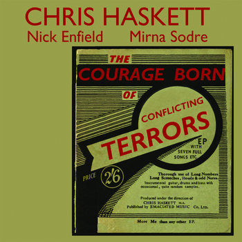 The Courage Born of Conflicting Terrors cover art
