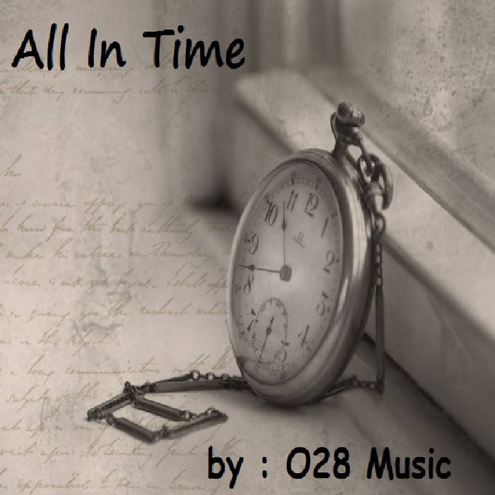 All In Time ( single demo track ) cover art