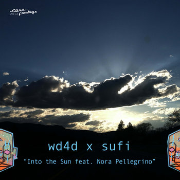 Into The Sun (ft. Nora Pellegrino) - Single cover art