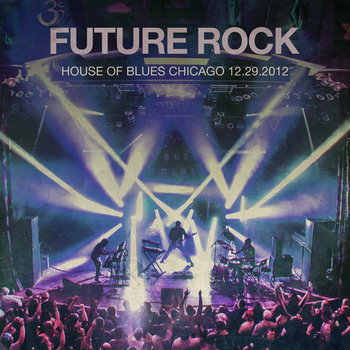 House of Blues Chicago 12.29.2012 cover art