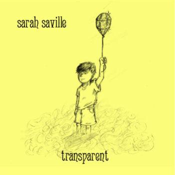 Transparent cover art