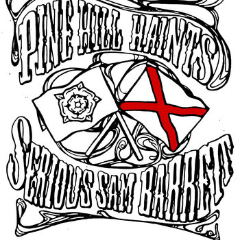 """Pine Hill Haints/Serious Sam Split 10"""" cover art"""