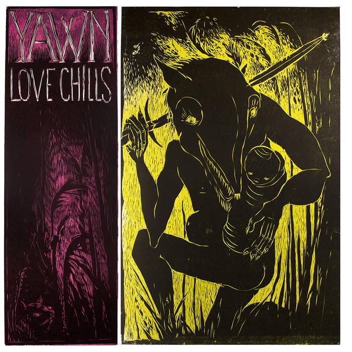 Love Chills cover art