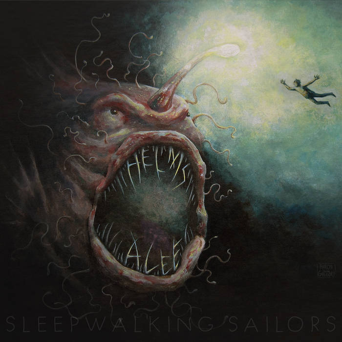 Sleepwalking Sailors cover art