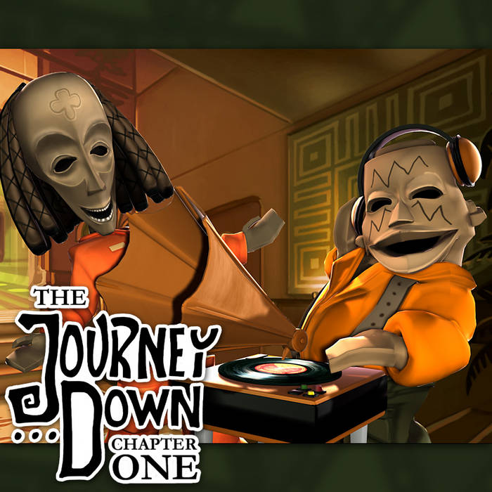 The Journey Down: Chapter One cover art