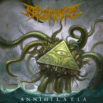 Annihilatia cover art