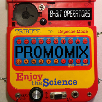 Depeche Mode Tribute - FREE PROMOMIX cover art