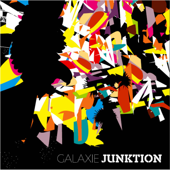 Galaxie Junktion cover art
