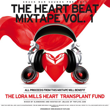 The Heart Beat Mixtape Volume 1 cover art