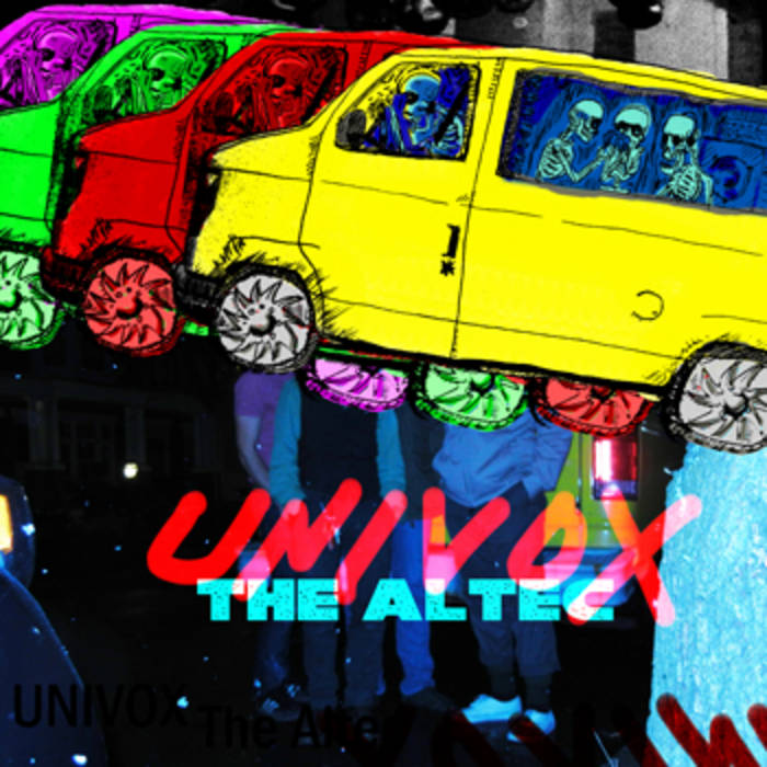 The Altec cover art