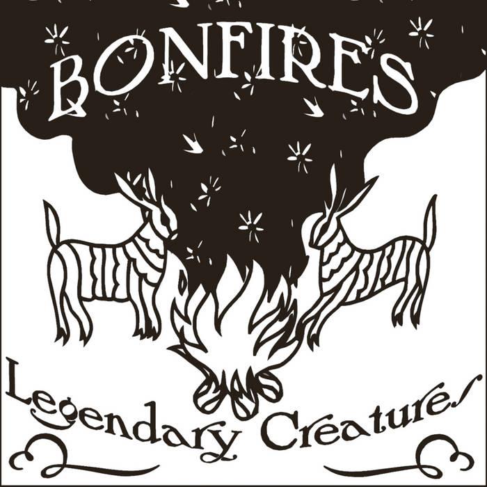 Bonfires cover art