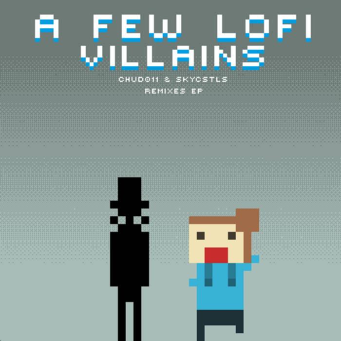 A few lofi villains cover art