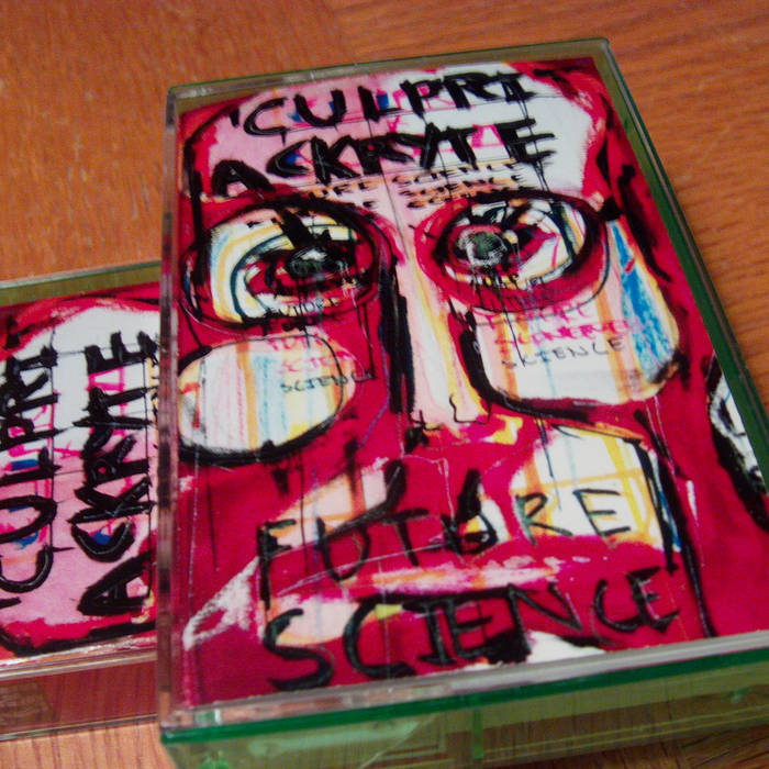 Ackryte/Culprit - The Boot D (2nd Press) cover art