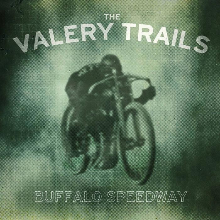 Buffalo Speedway cover art