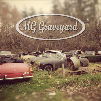 MG Graveyard EP cover art
