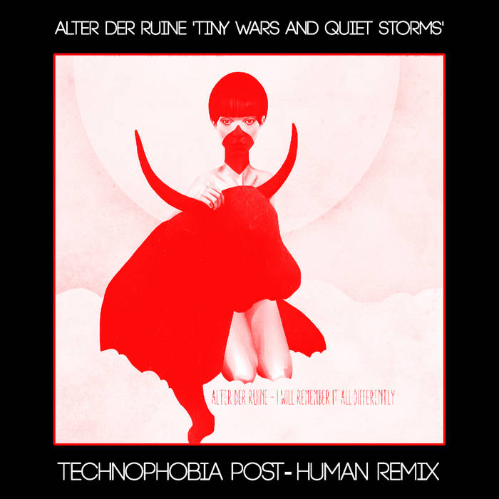 Alter Der Ruine 'Tiny Wars And Quiet Storms' (Technophobia Post-Human Remix) cover art