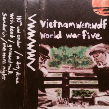 World War Five cover art