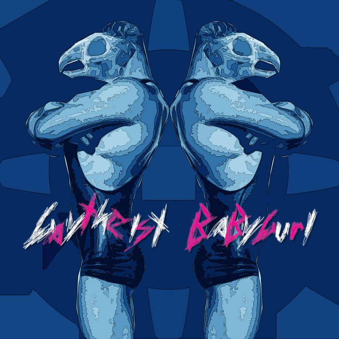 GAYTHEIST/BABY GURL EP cover art