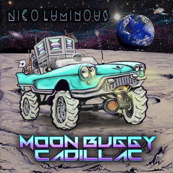 Moon Buggy Cadillac cover art