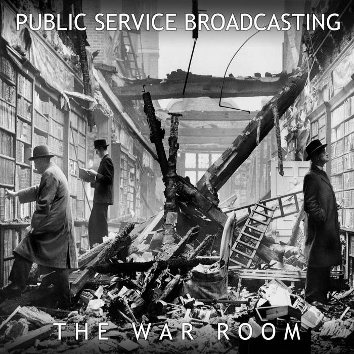 The War Room cover art