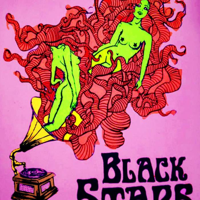 BLACK STARS cover art