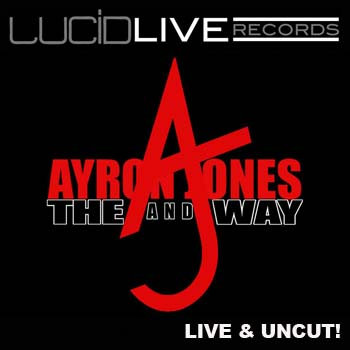 Ayron Jones & The Way cover art