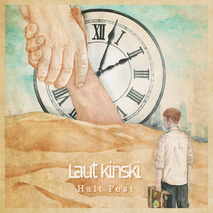 Halt Fest cover art