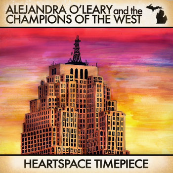 HEARTSPACE TIMEPIECE cover art