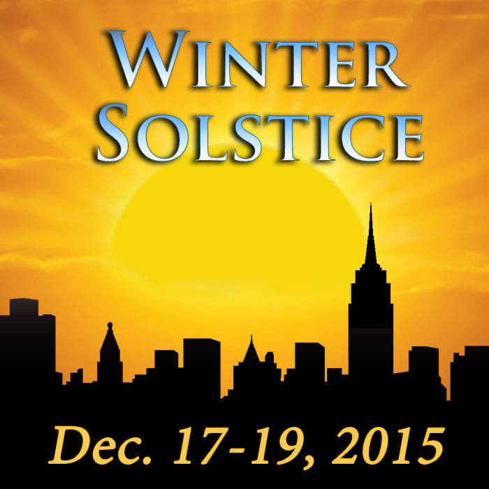 Winter Solstice Collection - 2015 cover art
