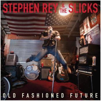 Old Fashioned Future cover art