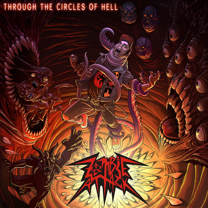 Through The Circles of Hell cover art