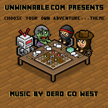 Unwinnable.com Presents: Choose Your Own Adventure Theme cover art