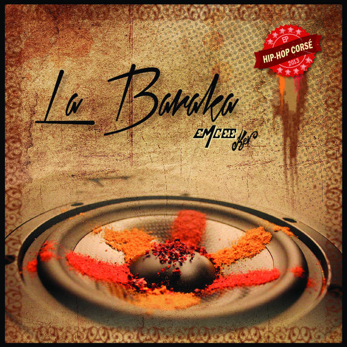 La Baraka-EP cover art