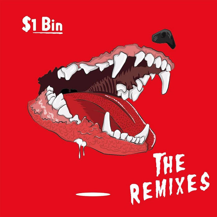 DOG [The Remixes] cover art
