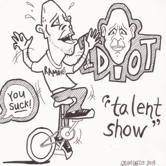 Talent Show cover art