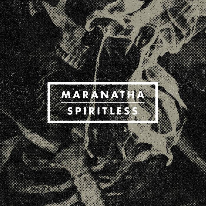Spiritless EP cover art