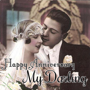 Happy Anniversary My Darling cover art