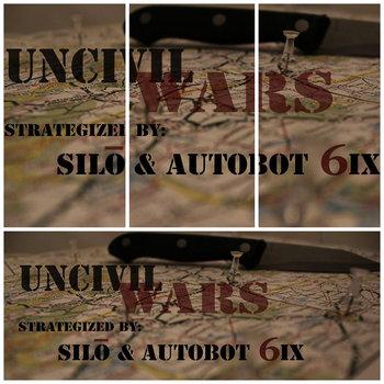 Uncivil Warz cover art
