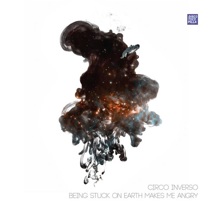 Being Stuck on Earth Makes me Angry cover art